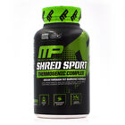 Kyпить Muscle Pharm Shred Sport Thermogenic Fat Burner Weight Loss Get Ripped (60 ct) на еВаy.соm