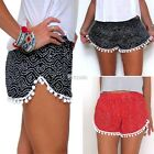 Fashion Women Lady's Sexy Hot Pants Summer Casual Shorts High Waist Short S-XL