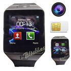 SMARTWATCH SMART WATCH BLUETOOTH SIM CARD CAMERA OROLOGIO CELLULARE ANDROID IOS