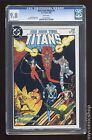 New Teen Titans (1984 2nd Series) #1 CGC 9.8 (1075197015)