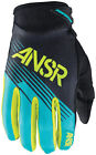 Answer Syncron 2015 MX Offroad Gloves Teal/Green