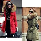 Luxurious Hot Warm Women Hooded Real Down Coat Parka Fashion Real Fur Jacket