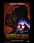 STARWARS REVENGE OF THE JEDI (MARK HAMILL) 01 FILM POSTER PRINT