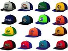 New NWT NBA 47 Brand Retro Logo Youth Kinnick Adjustable Snapback Cap Hat -GD on eBay