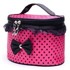 Women Multifunction Travel Cosmetic Bag Makeup Case Pouch Toiletry Organizer ^