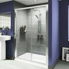 Sliding Shower Enclosure Door Shower Cubicle Side Panel And Tray Free Waste