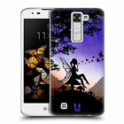 HEAD CASE DESIGNS DREAMSCAPES SILHOUETTES HARD BACK CASE FOR LG K8 / PHOENIX 2