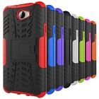 For Huawei Y5 II (2nd Gen.) Case Slim Armor Kickstand Protective Phone Cover