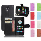 Premium Telstra 4GX Smart / Optus ZTE Zip Leather Wallet Case Cover Stand