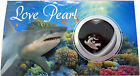 Love Wish Pearl Kit Chain Necklace Kit Pendant Great Gift Box Sea Life Mermaid