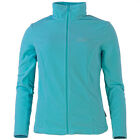 Jack Wolfskin Gecko Jacket Women Damen Outdoor Fleece Jacke ice 1703161-1044