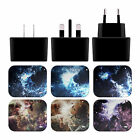 ANDI GREYSCALE NEBULA 2 BLACK UK CHARGER & MICRO-USB CABLE FOR HUAWEI PHONES 2