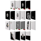 OFFICIAL JUVENTUS FOOTBALL CLUB CREST LEATHER BOOK WALLET CASE FOR APPLE iPAD