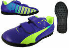 Boys Puma Football Astro Turf TT Trainer evoSPEED 5.3 Soccer Trainers Astros