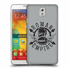 OFFICIAL WWE ROMAN REIGNS HARD BACK CASE FOR SAMSUNG PHONES 2