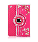 iPad Mini 1/2/3/4 Air 1/2 Pro 9.7 case 360 Degree Rotating Smart Leather Cover
