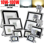 LED Flood Light 10W 20W 30W 50W 100W PIR Motion Sonsor Lamp Cool Warm Whtie 240V