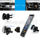 Magnet Air Vent Car Mount Holder Universal Mobile iPhone 7 6 Plus Samsung S6 S7