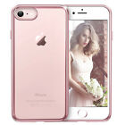 For Apple iPhone 7 New Shockproof  Clear Ultra Slim Anti Scratch Resistant