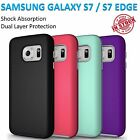 Samsung Galaxy S7 / S7 Edge Rugged Armor Phone Case Cover Shockproof Tradesman