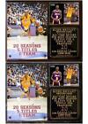 Kobe Bryant #24 NBA Record 20 Years with the Los Angeles Lakers Photo Plaque on eBay