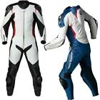 BMW Stylish Pure Motorbike Racing Leather Suit Racing Motorcycle Cowhide Suit