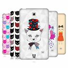 HEAD CASE DESIGNS PRINTED CATS 1 CASE FOR SAMSUNG GALAXY TAB 4 7.0 3G T231