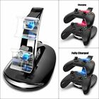 LED Dual Fast Charging Dock Station Charger for Xbox One / Xbox One S Controller
