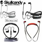 New Skullcandy SMOKIN BUDS 2 Wireless Bluetooth Earphones with Mic Black white