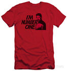 Star Trek - Im Number One (slim fit) Apparel T-Shirt - Red