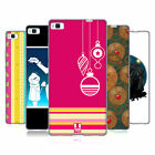 HEAD CASE DESIGNS HEADCASE MIX CHRISTMAS COLLECTION GEL CASE FOR HUAWEI PHONES