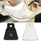 Man Beard Care Trimmer Hair Shave Bathroom Apron Gown Robe Bib Waterproof HO