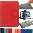 """Universal Leather Folding Stand Case Cover Android Tablet PC For 10"""" 10.1 Inch"""