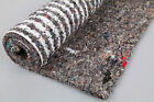 NEEDLED WOOL FELT ON TYPAR 66CM WIDE UPHOLSTERY FILLING UPHOLSTERY  SUPPLIES
