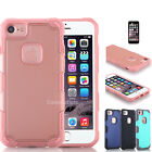 "For Apple iPhone 7 4.7"" Shockproof Hybrid Hard Case Stylish Bumber Cover Armor"