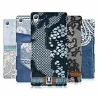 HEAD CASE DESIGNS JEANS AND LACES HARD BACK CASE FOR SONY PHONES 1