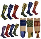 Jack Pyke Full Length Shooting Socks with Garters Breek Sock Hose Many Colours