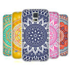 HEAD CASE DESIGNS MANDALA SOFT GEL CASE FOR SAMSUNG GALAXY S5 / S5 NEO