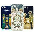HEAD CASE DESIGNS CHRISTMAS NATIVITY SOFT GEL CASE FOR APPLE