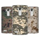 HEAD CASE DESIGNS MILITARY CAMOUFLAGE SERIES 2 SOFT GEL CASE FOR LG G4