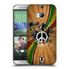 HEAD CASE DESIGNS MUSIC GENRE HARD BACK CASE FOR HTC ONE M8