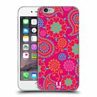 HEAD CASE DESIGNS PSYCHEDELIC PAISLEY SOFT GEL CASE FOR APPLE iPHONE 6 6S