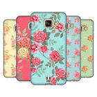 HEAD CASE DESIGNS NOSTALGIC ROSE PATTERNS GEL CASE FOR SAMSUNG GALAXY A3 (2016)
