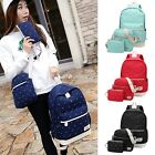 Women bags Backpack Girl Shoulder Bag Rucksack Canvas Travel School bags 1 DZ88