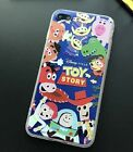 Monster University Toy Story 3D TPU Cover Case For iPhone 6/6S iPhone7 Plus