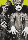 ROB ZOMBIE & MARILYN MANSON Twins Of Evil Tour PHOTO Print POSTER Say10 Shirt 02