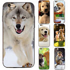 Puppy Dog Monkey Rabbit Dolphin 3D Printed Case Cover for iPhone Sumsang Sanwood