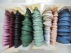 BUY BY YARD 3/8 in. craft sewing piping trim w 1/4 in lip CHOOSE YOUR COLOR