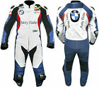 BMW  Pure Motorbike Racing Leather Suit Racing Motorcycle Cowhide Suit