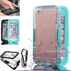 IPHONE 6 6S PLUS WATERPROOF SHOCKPROOF DIRT PROOF HARD BEST CASE COVER FOR APPLE